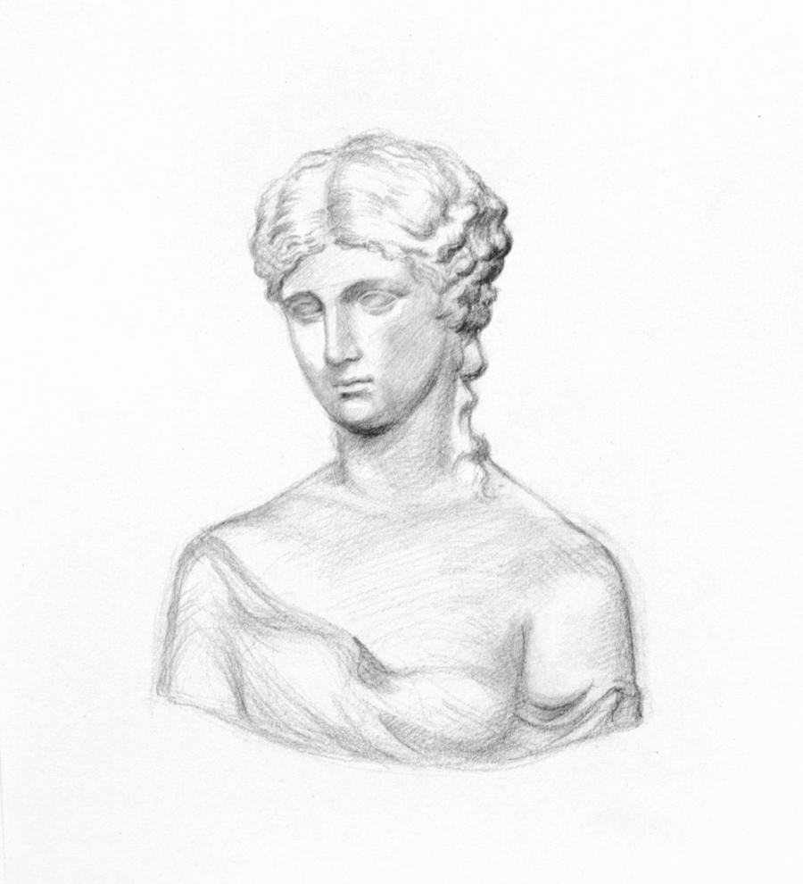 Popiersie Klytii w British Museum