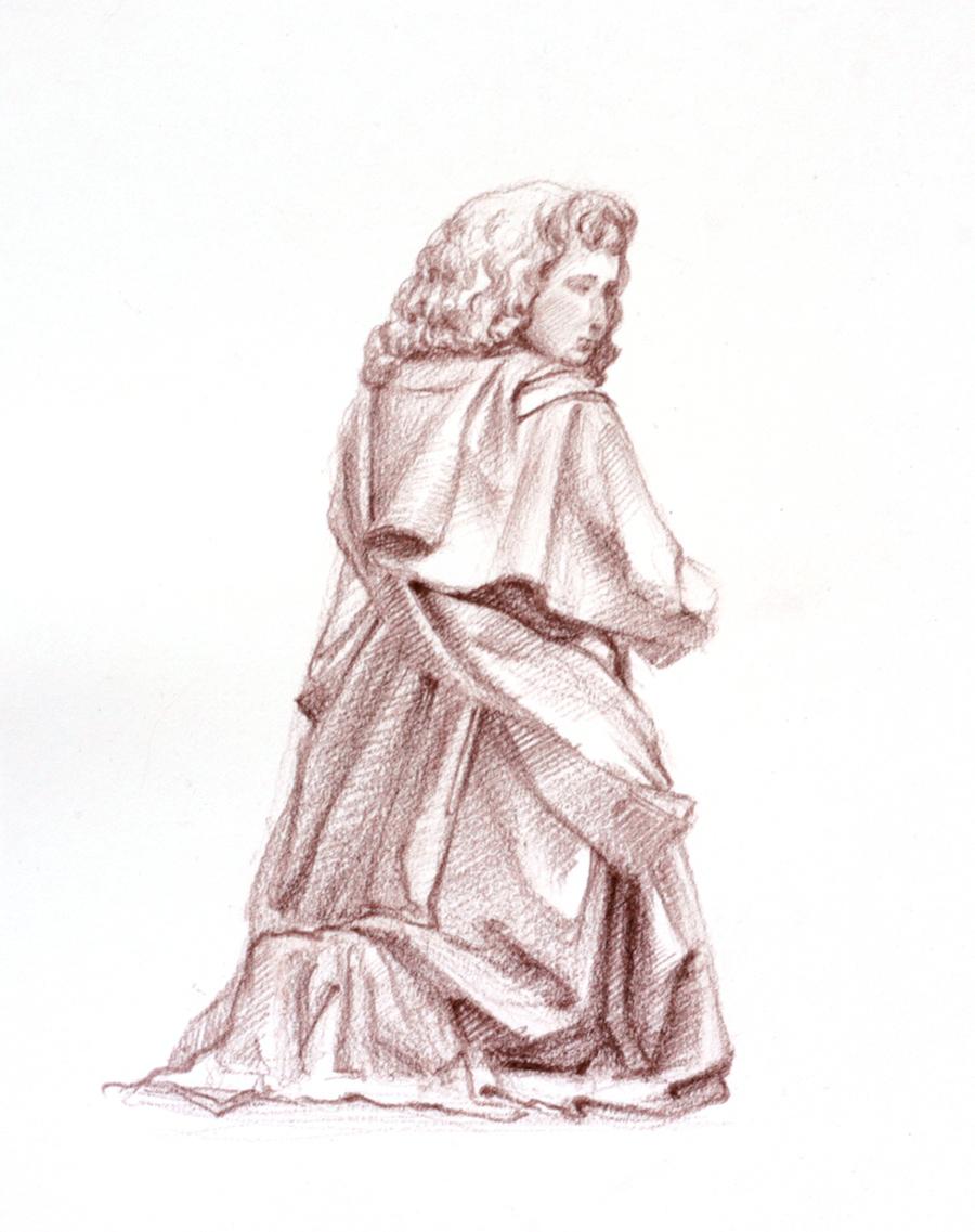 Kl?cz?cy anio? Andrei della Robbia